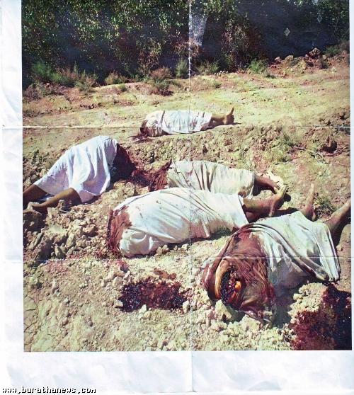 جنایات وهابیت علیه مسلمین
